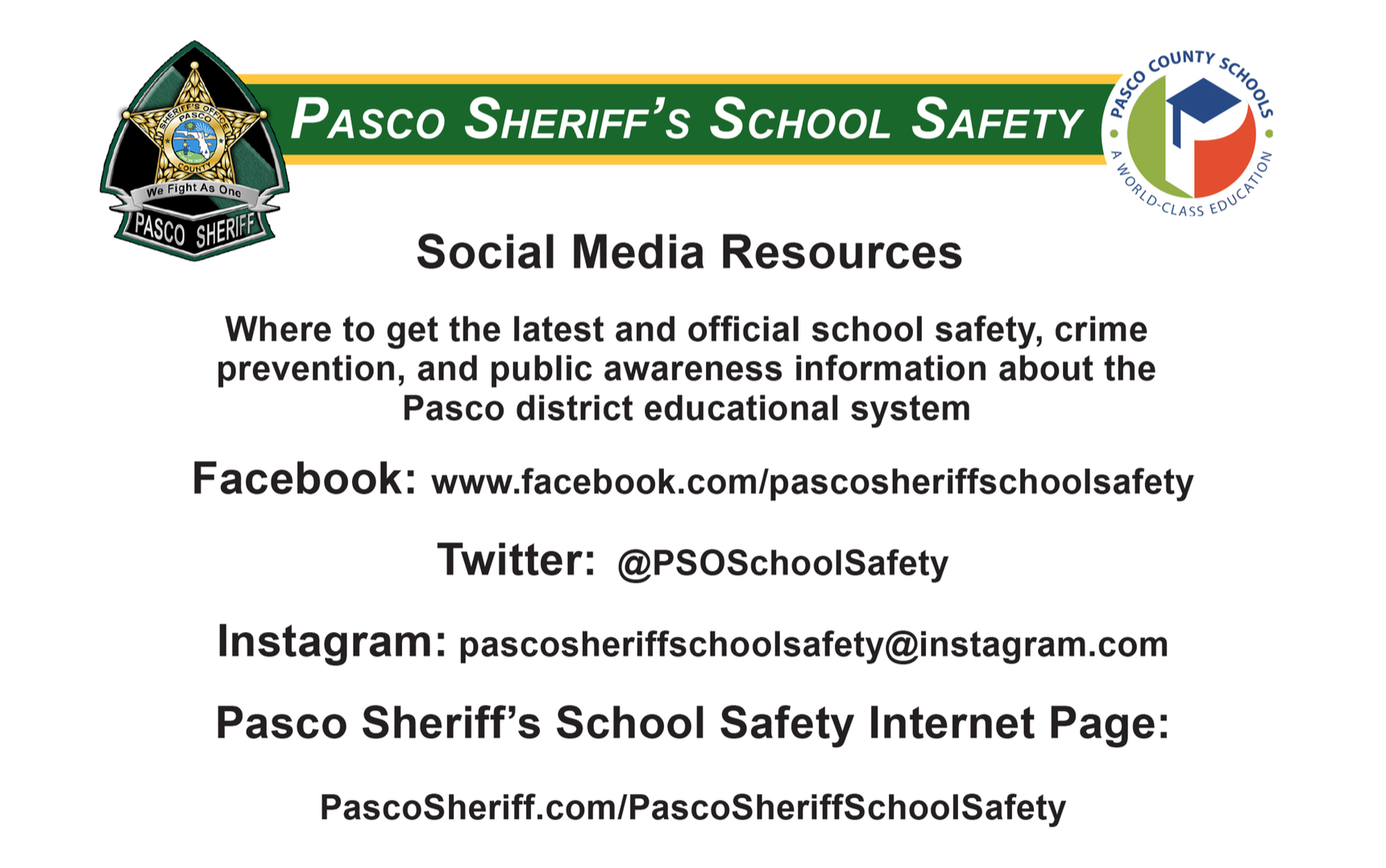 ... parents should know about school safety | Northwest Elementary School